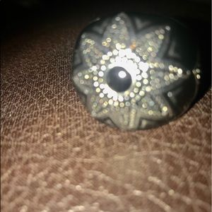 Jewelry - Black and silver ring